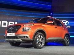 Hyundai Venue SUV Bags 15,000 Bookings