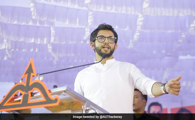 Shiv Sena's Hindutva Different From That Of BJP: Aaditya Thackeray