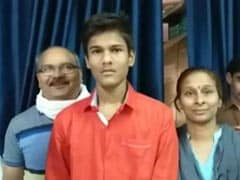 Son Of Watchman In Sagar Tops Madhya Pradesh Class 10 Exam