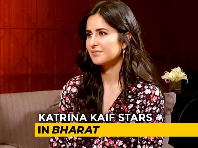Bharat Has Shades Of Action & Romance: Katrina Kaif