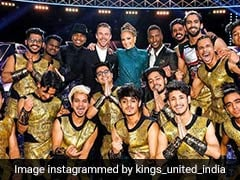 NBC's <I>World Of Dance</I> Winners The Kings Get Whole Lotta Love From Bollywood