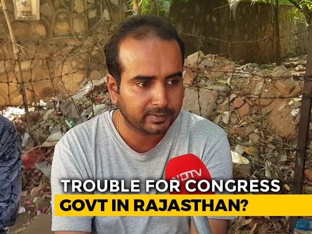 Video : After Decimation In Lok Sabha Polls, Congress Battles Internal Crisis In Rajasthan