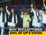 Video : How The Alliance Of Mayawati, Akhilesh Yadav Lost Uttar Pradesh