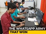 "Video : How Bengal BJP's ""WhatsApp Army"" Contributed To Party's Victory"