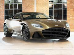 Aston Martin Celebrates 50 Years Of James Bond Movie With A Special Edition DBS Superleggera