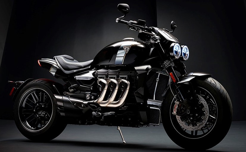 The allocated numbers for the Triumph Rocket 3 TFC for North America are sold out