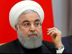 "Iran's Rouhani Calls For Unity To Face ""Unprecedented"" US Pressure"