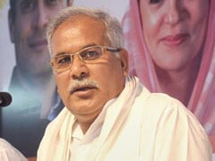 Nathuram Godse Should Be Strongly Condemned By Everyone: Bhupesh Baghel