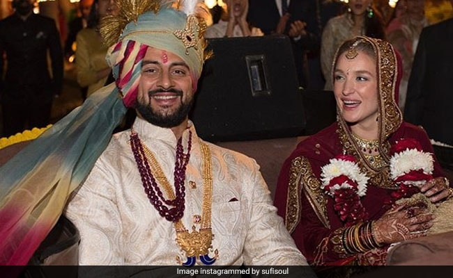 Arunoday Singh, wife Lee part ways