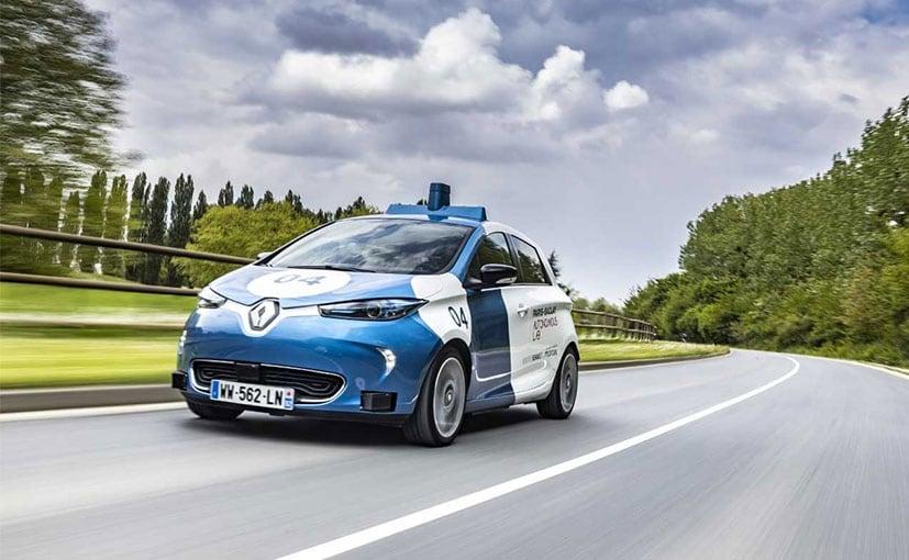 Renault Starts Paris-Saclay Autonomous Lab Project To