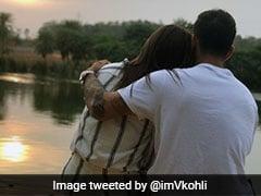 Anushka Sharma's 31st Birthday Celebrations Were All About Sunset, Songs And, Of Course Virat Kohli