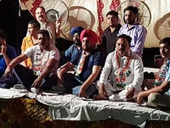 Opposition Parties' Night Vigil Outside EVM Rooms Amid 'Tampering' Row