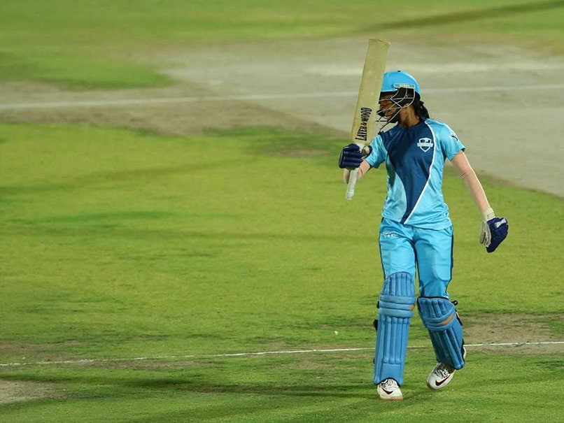 Women's T20 Challenge: Jemimah Rodrigues' unbeaten 77 takes Supernovas to final