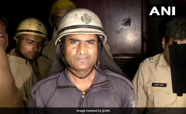 Two Labourers Die In Delhi Mill After Inhaling Poisonous Gas In A Tank