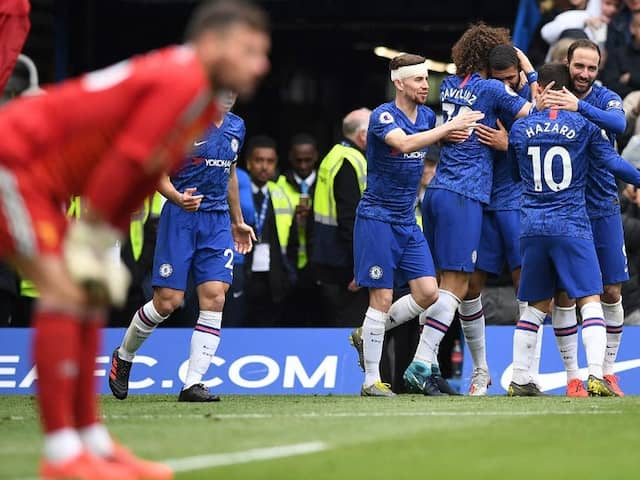 Chelsea Into Champions League After Arsenal Draw With Brighton