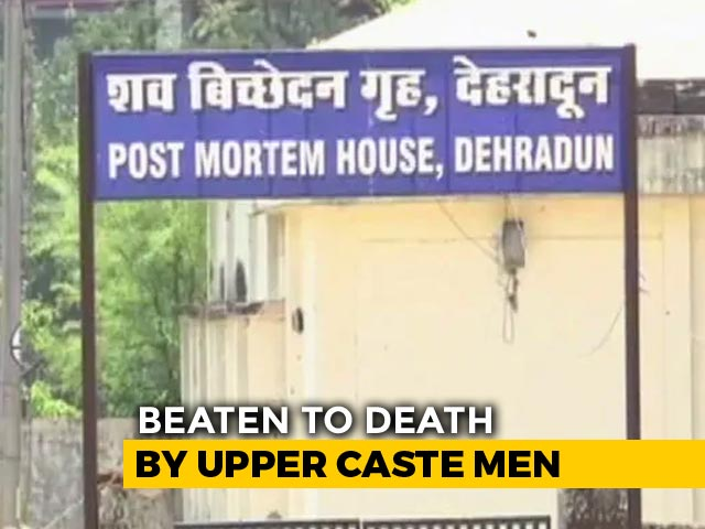 Video : Dalit Man, Thrashed Allegedly For Eating In Front Of Upper Castes, Dies