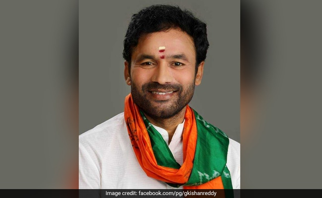 G Kishan Reddy - A Leader Who Rose Through Ranks Sworn In As Minister