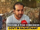 Video : After Decimation In Lok Sabha Polls, Congress Battles Internal Crisis In Rajasthan