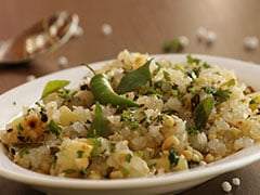 Summer Special: Watch And Learn How To Make Sabudana Bhel, A Light Yet Nutritious Snack