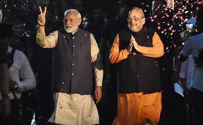 PM Modi Reconstitutes Niti Aayog, Appoints Amit Shah As Ex-Officio Member