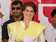"Election 2019: Priyanka Gandhi's ""Cloudy"" Jibe On PM Modi's Balakot Comments"