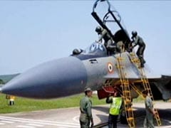 In A First, Sukhoi Jets Operate At Civilian Airports In Eastern Sector