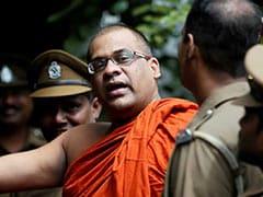 Sri Lanka President Pardons Hardline Buddhist Monk Serving Jail Term