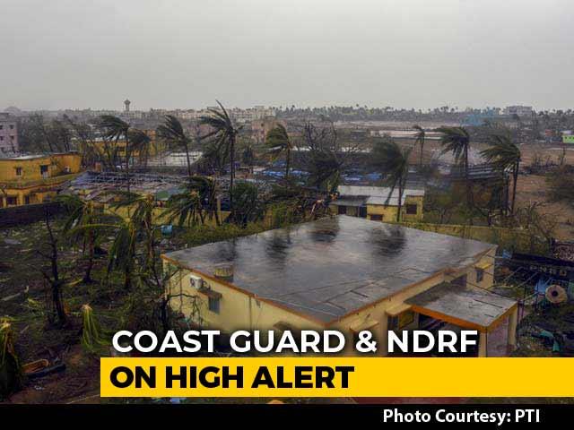 Video : 8 Dead As Cyclone Fani Hits Odisha, Now Moving Towards Bengal