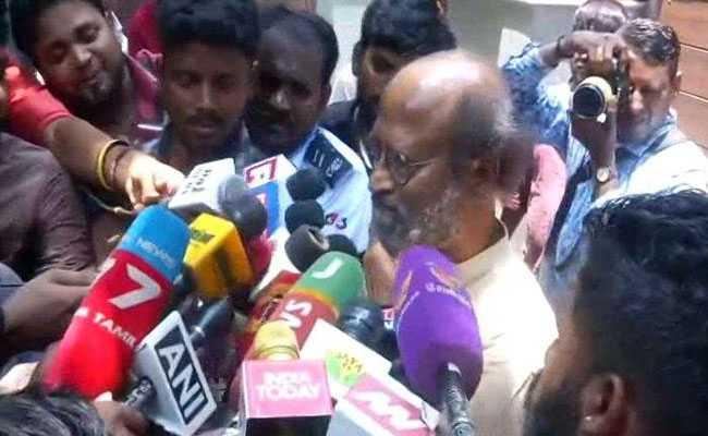 राहुल गांधी के इस्तीफे पर कुछ ऐसा कह गए रजनीकांत, क्या होगा कांग्रेस अध्यक्ष का फैसला...
