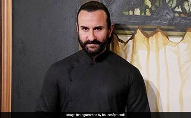Saif Ali Khan: Wanted To Give The Padma Shri Back