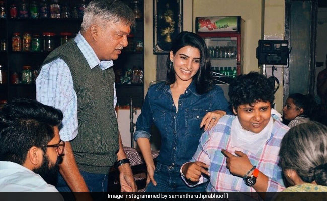Samantha Ruth Prabhu Says She Becomes A 'Nervous Wreck' Every Time She Begins A New Film