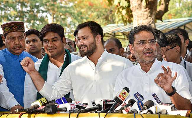 Congress Skips Bihar Alliance Meeting To Discuss Election Results