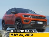 Video : Jeep Compass Trailhawk, Electric Scooters, 2020 Discovery Sport