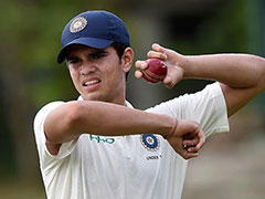 Arjun Tendulkar Picked For Rs 5 Lakh Following Bidding War At Mumbai T20 League Auction