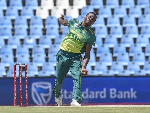"South Africa Hopeful Kagiso Rabada Makes ""Full Recovery"" Ahead Of World Cup 2019"