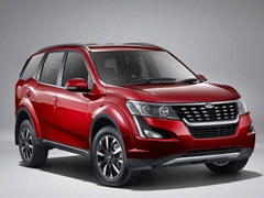 Mahindra XUV500 Gets A New W3 Base Trim; Priced At Rs. 12.22 Lakh