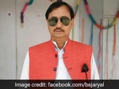 Himachal BJP Lawmaker Files Complaint Over Facebook Id Used To Defame Him