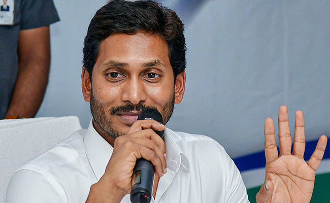 Jagan Mohan Reddy Invites PM Modi For His Swearing-In On May 30