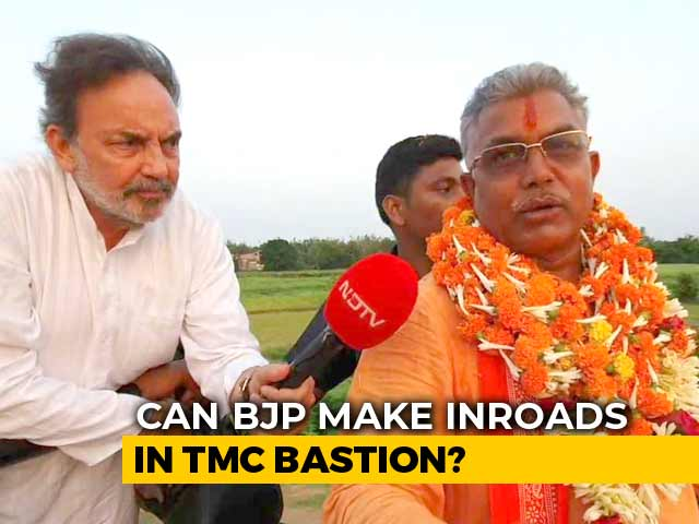 """Video : """"In Touch With 100 Trinamool MLAs,"""" Bengal BJP Chief Tells NDTV"""
