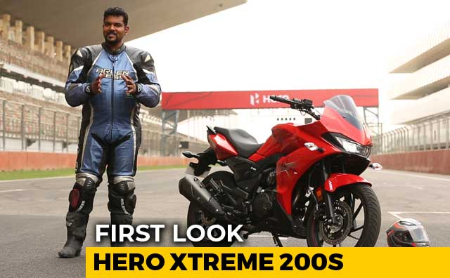 Hero Xtreme 200S First Look