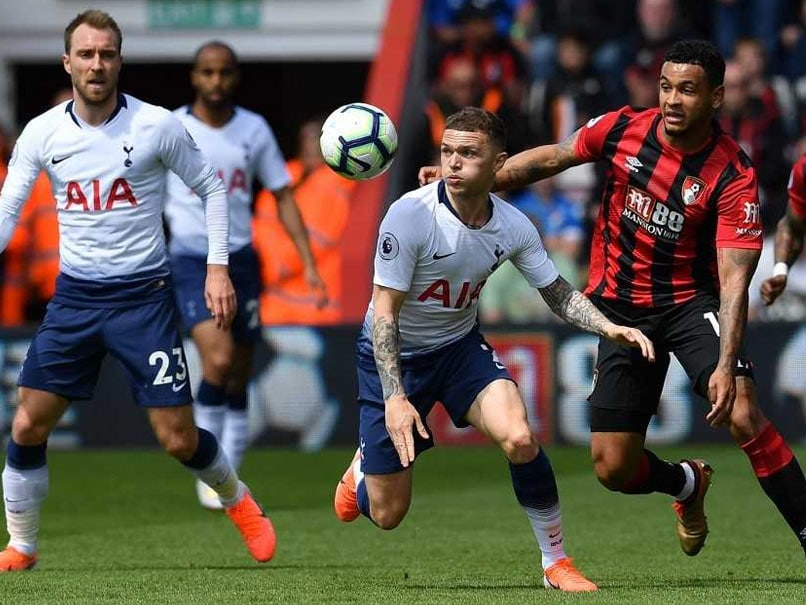 Nathan Ake Strikes Late To Sink Nine-Man Tottenham Hotspur