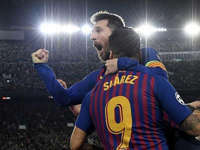 Lionel Messi Scores 600th Barcelona Goal, Commentators Jump For Joy - Watch