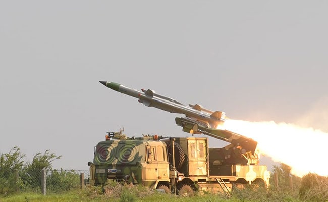 Government Clears Over Rs 5,000 Crore Akash Missile Project For Air Force