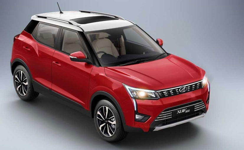 The Mahindra XUV300 is currently offered only with a 6-speed manual transmission