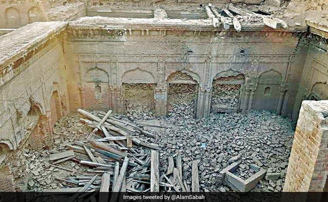 On Guru Nanak Palace Demolition In Pak, Akali Dal Seeks PM's Intervention
