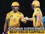 Video : IPL 2019 Qualifier 2: Chennai Super Kings Sail Into 8th IPL Final