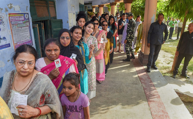 Live Updates: 59 Seats Vote Today, Gautam Gambhir, Jyotiraditya Scindia Among Key Candidates