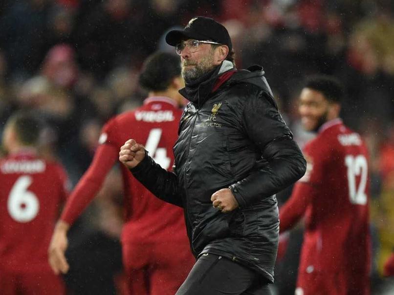 "Liverpool ""Ambitious Like Hell"" For Premier League Title, Says Jurgen Klopp"