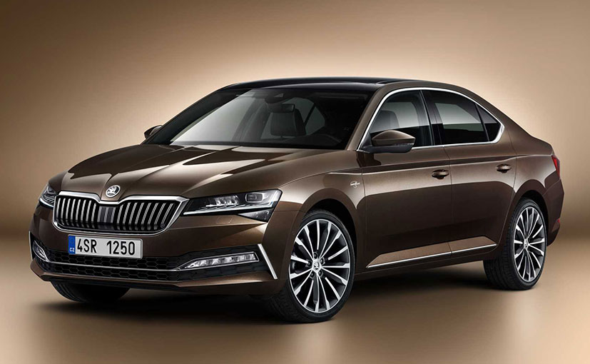 Skoda Auto India Opens Online Bookings For The 2020 Superb