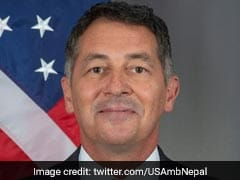 Nepal Objects To US Envoy's Move To Engage With People On Social Media